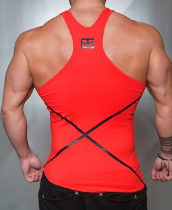xa1 stringer red black back