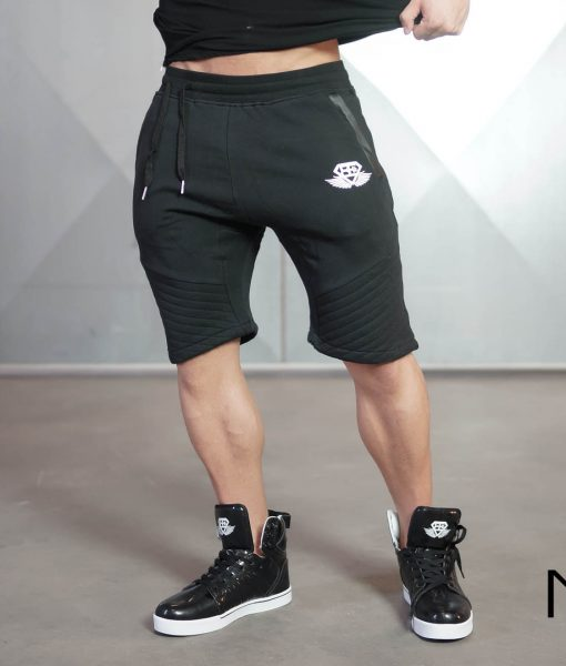 neo short black front