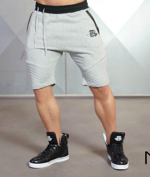 neo short light grey front