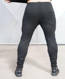 x neo jogger  black back 2