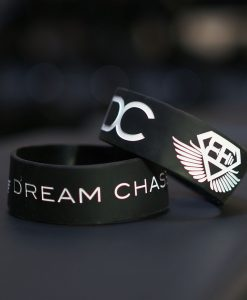 DC wrist band black