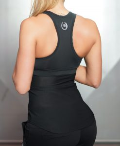 ceto tank black back