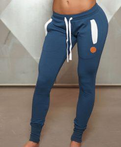 jogger blue front side