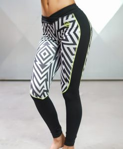 trap legging front