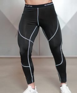 ventus black legging front
