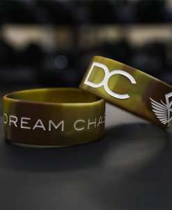 DC camo bracelet