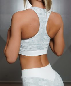GEO bra WHITE back
