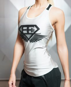 X tank silver front