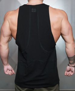 tank black back