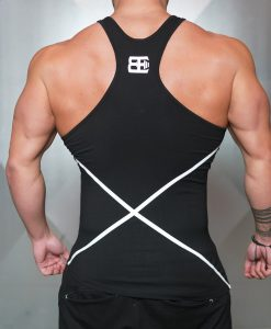 xa1 stringer black white back