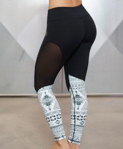 athena black back