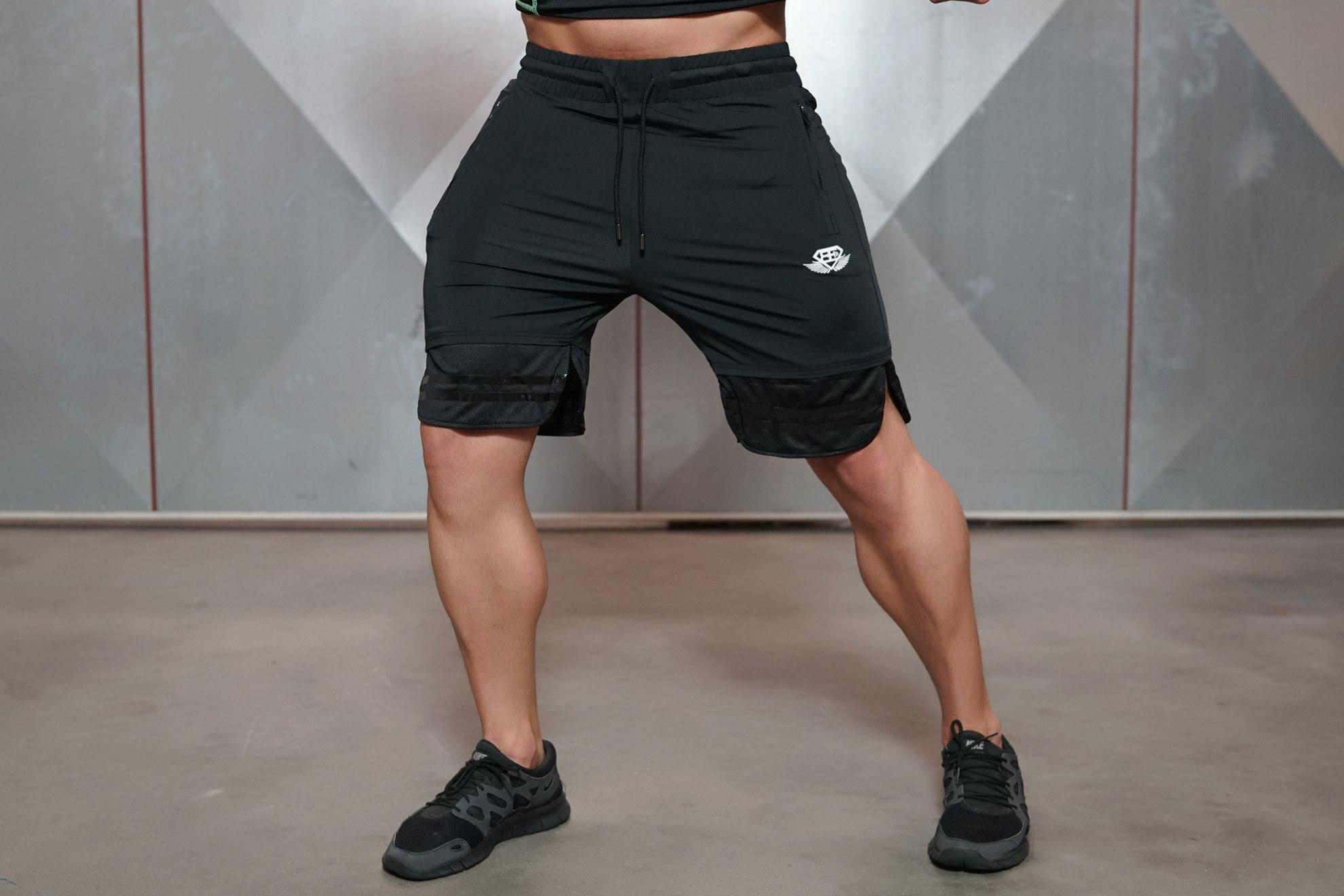 nox shorts black body engineers international shop. Black Bedroom Furniture Sets. Home Design Ideas