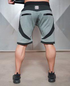 yurei short grey back