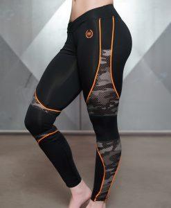 Areta orange side