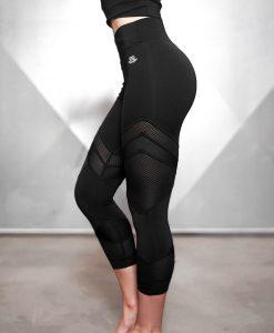 black selene legging side