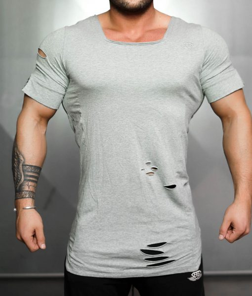 svge Grey T front