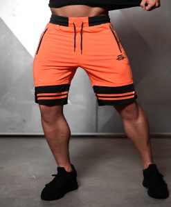 nox short orange side