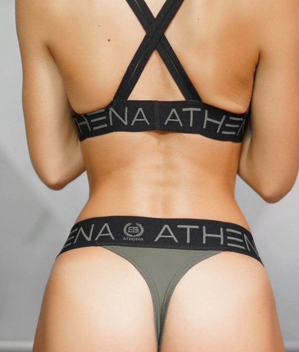 HEKA THONG - Army Green
