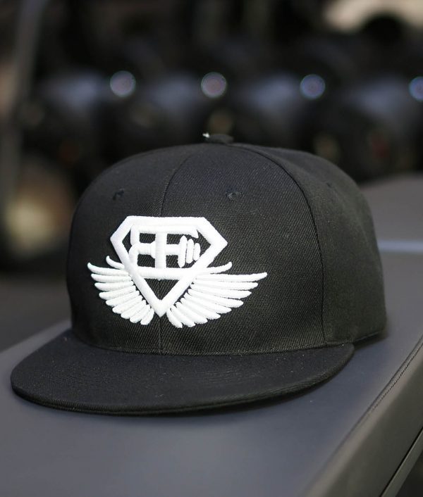 BE Snapback - BLACK OUT