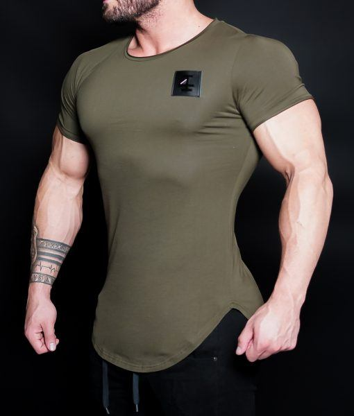 LACED - ARMY GREEN
