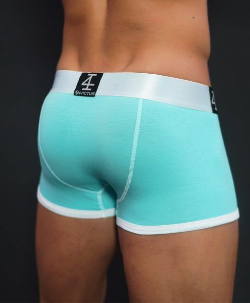 Anima Boxer - Light Blue