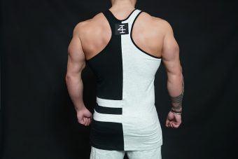 KANO Stringer - Black / Light Grey