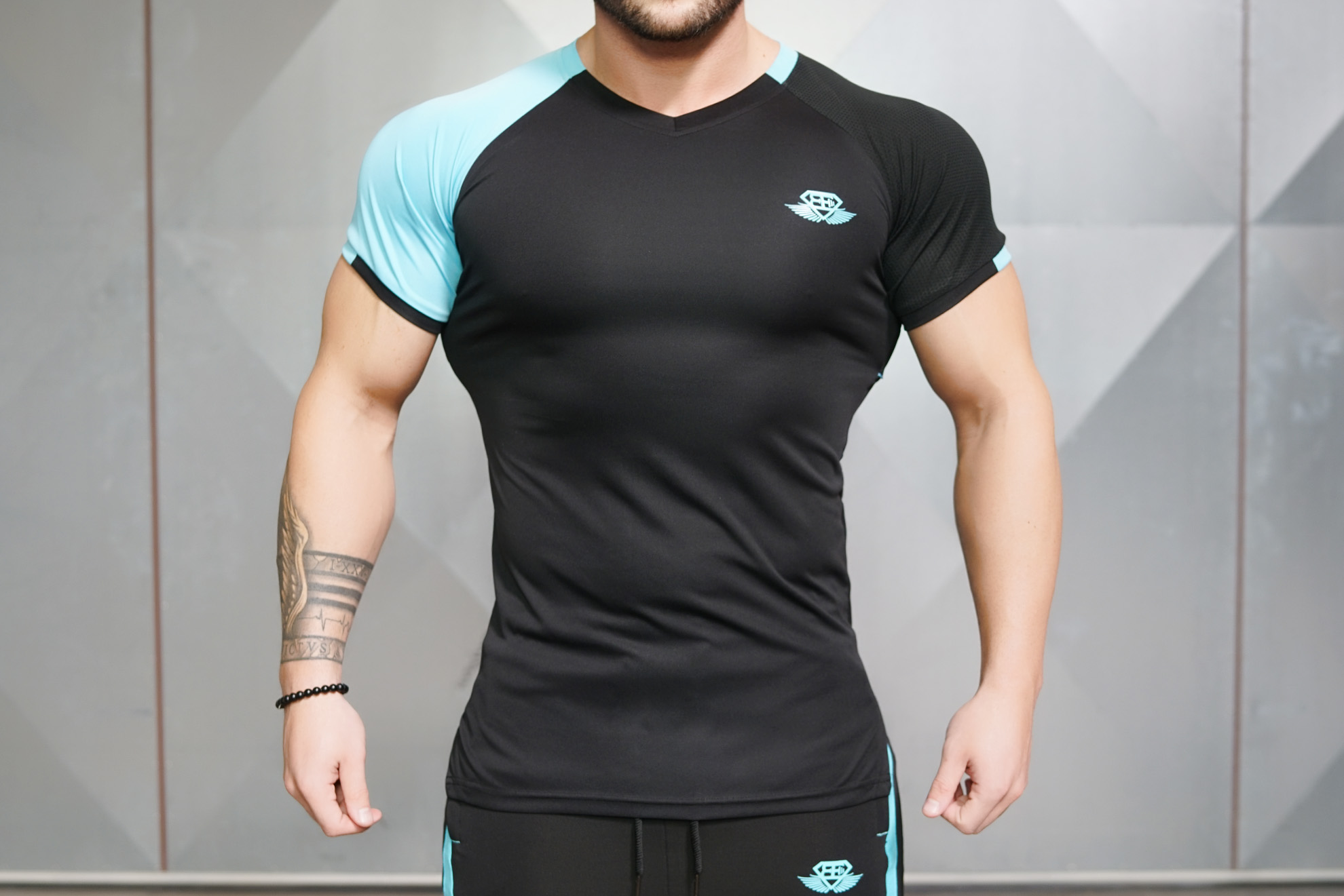ANAX Performance Shirt - SKY BLUE