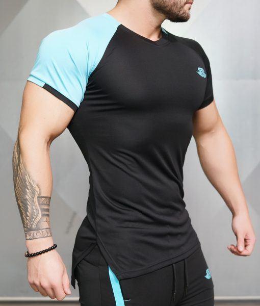 ANAX Performance Shirt - SKY BLUE
