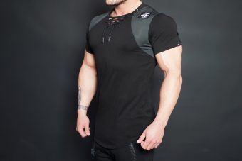 FEROCIA shirt - BLACK