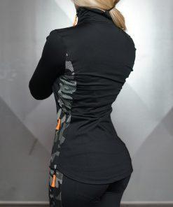 ARETO lifestyle vest - Black