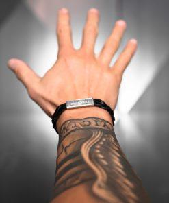 Dream Chaser Leather bracelet 2.0