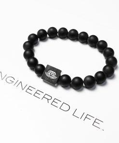 BE Gemstone Bracelet - Black Onyx