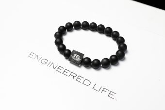 BE Gemstone Bracelet - Black Onyx