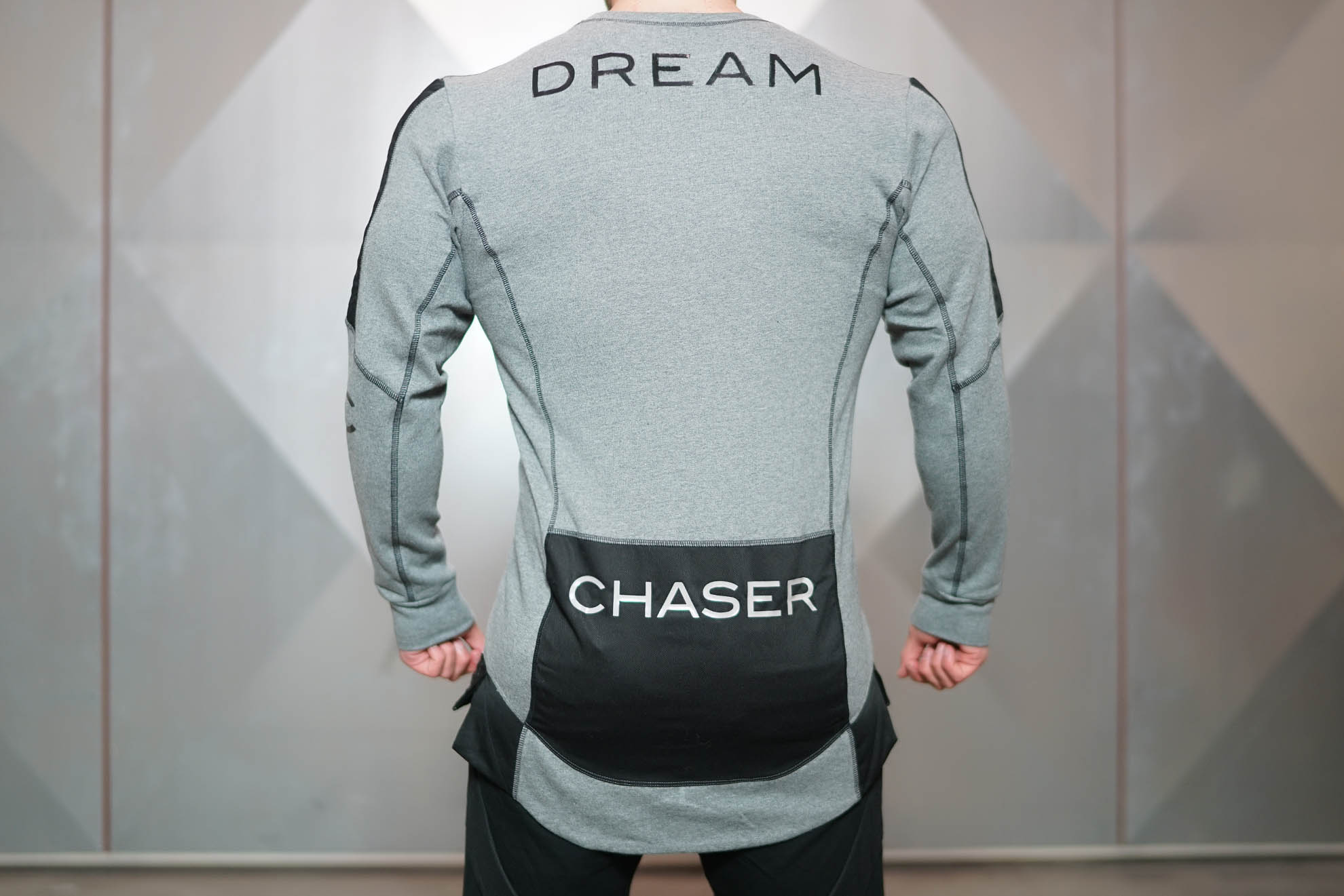 Dream Chaser Vest - ANTHRA BLACK