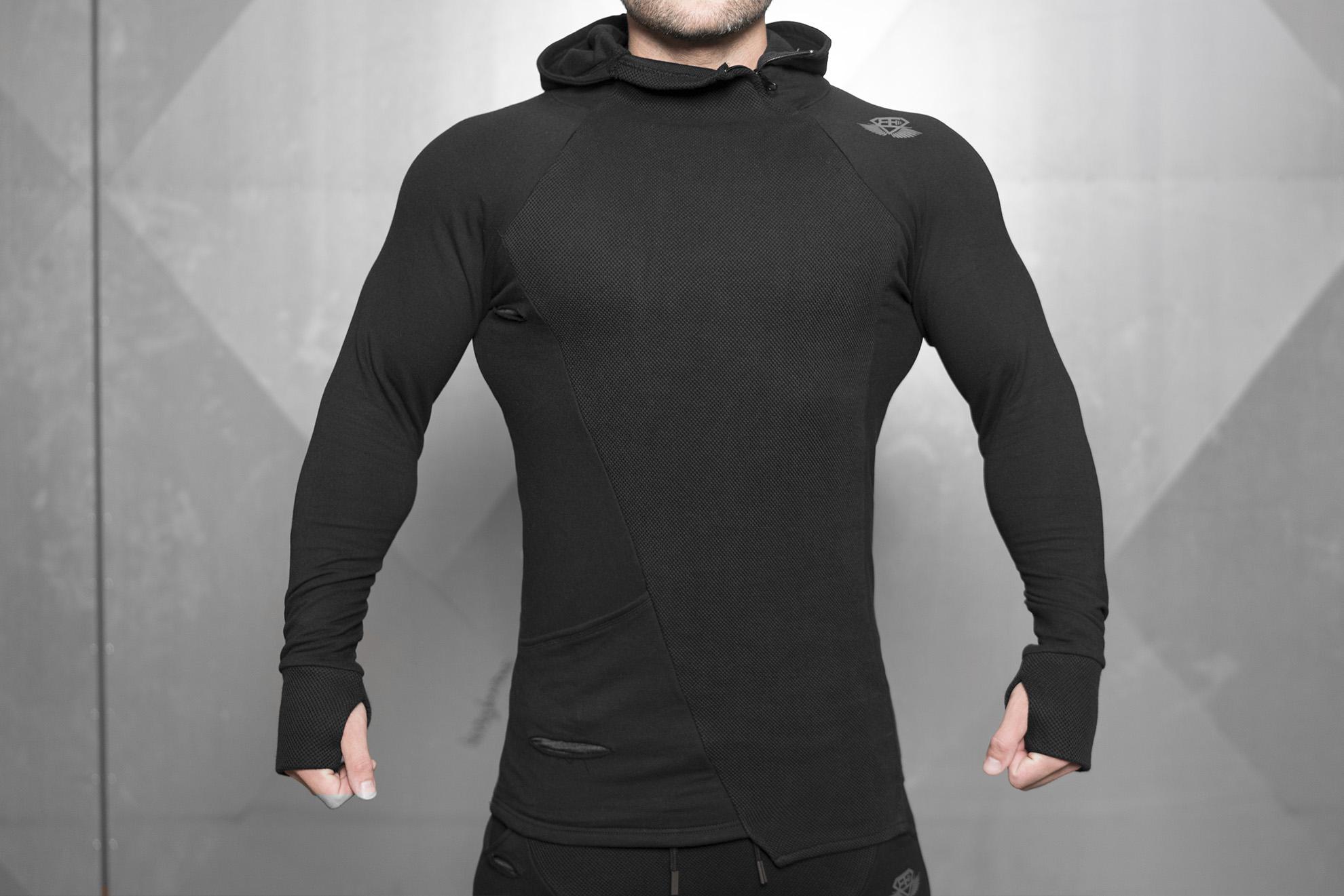 SVGE FENRIR Prometheus Vest - Black