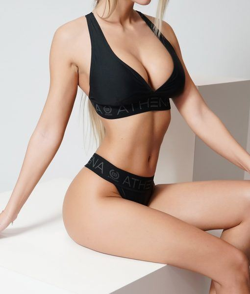HEKA BRA - Grey Melange