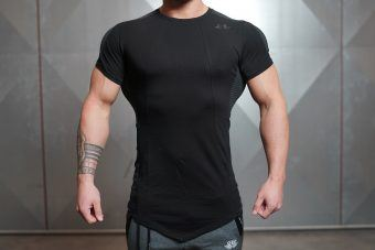 KANA Performance - Shirt Black on Black