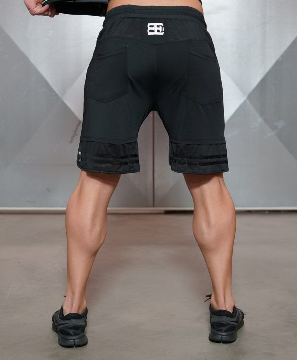 NOX shorts - BLACK