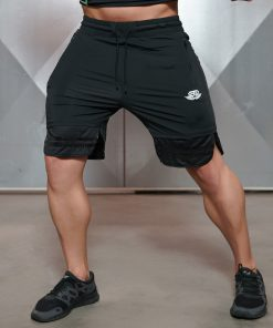 NOX shorts - BLACK