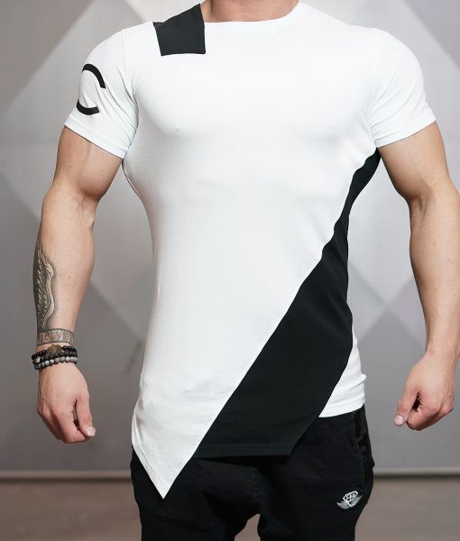 DC CUE shirt - White