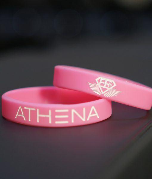 ATHENA Bracelet - Pink