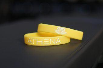ATHENA Bracelet - Yellow
