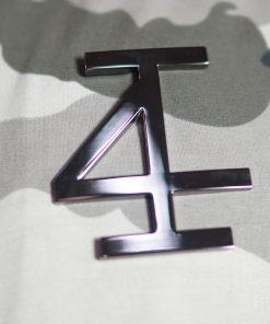 Gun Metal Varsity - DESERT STORM