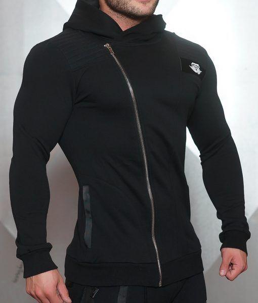 YUREI vest - ALL BLACK