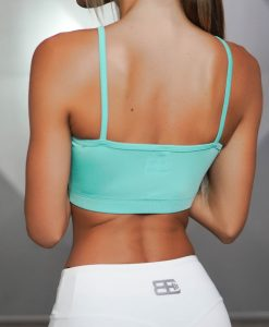 ATHENA COMFORT CROP TOP - Mint
