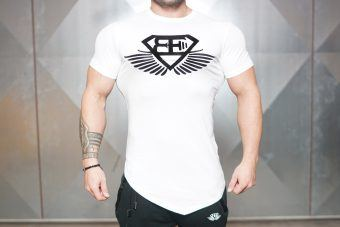 Engineered Life T 2.0 - White Out