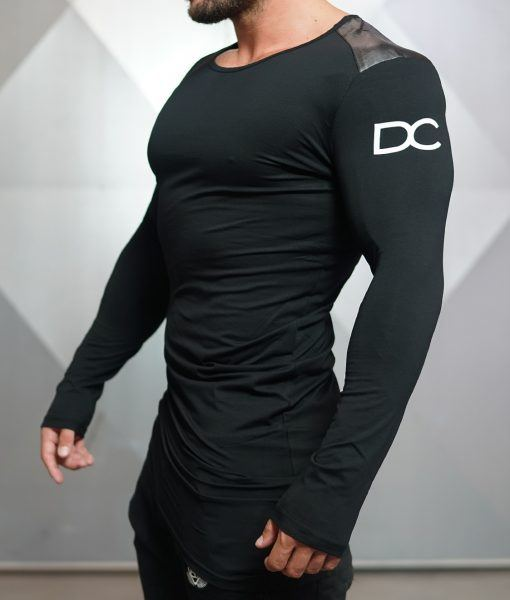 Dream Chaser - Enigma Long Sleeve BLACK