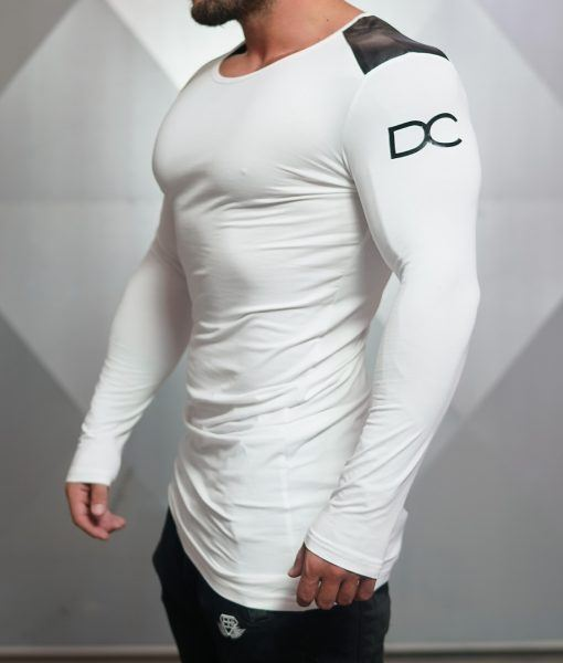 Dream Chaser - Enigma Long Sleeve White