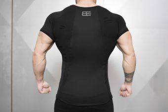 SVGE FENRIR Prometheus Shirt - Black
