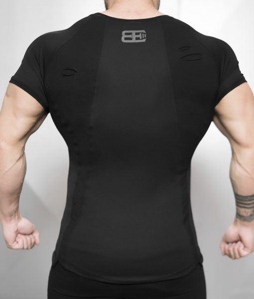 SVGE FENRIR Prometheus Shirt - Black